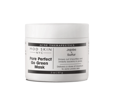Mod Skin NYC Pore Perfect Go Green Mask